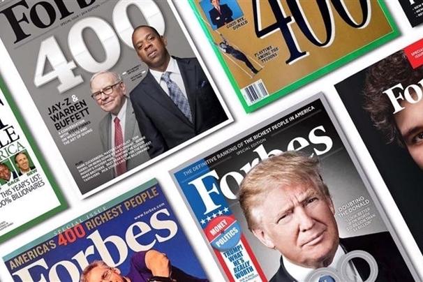 3 chuyên ngành phổ biến nhất của các tỷ phú giàu nhất nước Mỹ