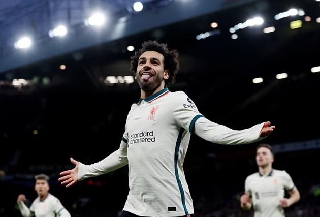 """""""Man United 0-5 Liverpool chắc chắn là một thắng lợi lịch sử"""""""