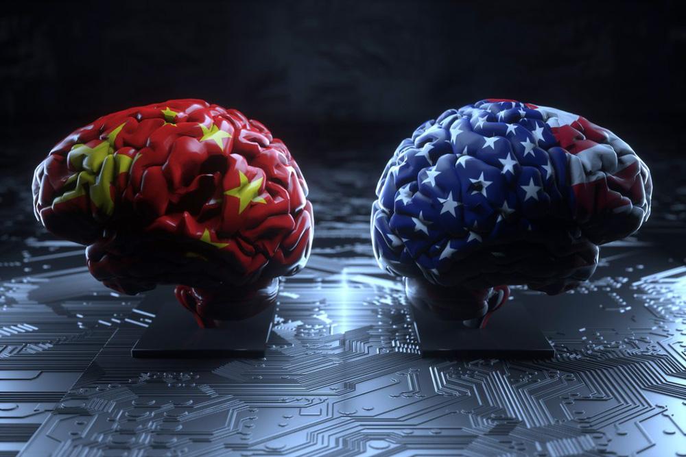 Không chịu đựng nổi cảnh Trung Quốc vượt mặt Mỹ về AI, quan chức hàng đầu Bộ Quốc phòng Mỹ từ chức - ảnh 1