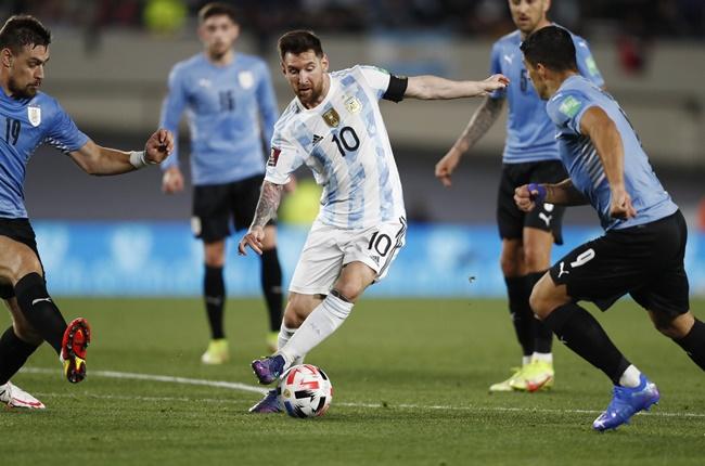 Messi đã cười nhiều hơn trên ĐT Argentina - ảnh 1