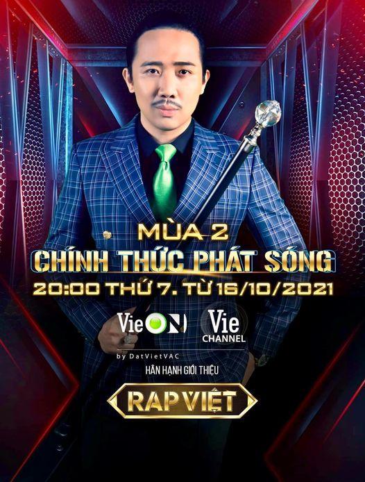 Trở lại Rap Việt mùa 2 có áp lực với Trấn Thành? - ảnh 1