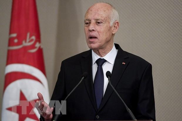 Tổng thống Tunisia Kais Saied công bố chính phủ mới - ảnh 1