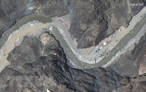 Đàm phán Trung Quốc-Ấn Độ về biên giới Ladakh không đạt tiến triển - ảnh 1