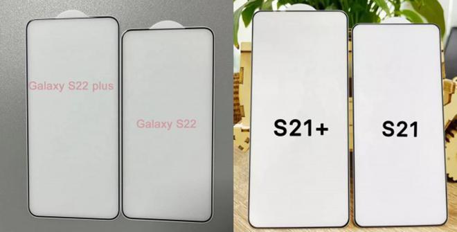 Galaxy S22 và S22+ lộ thiết kế không viền màn hình – Quá đỉnh!