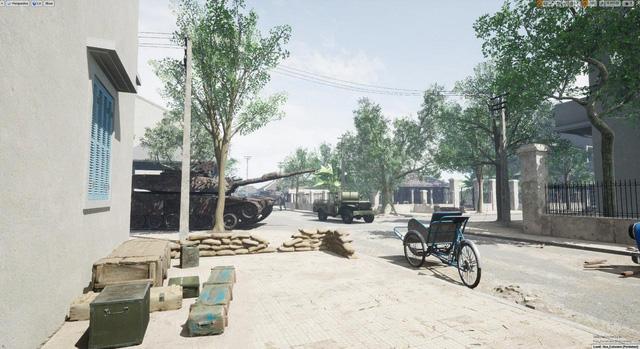 Hình ảnh đầu tiên về 300475, game Việt Nam mà đẹp như bom tấn AAA - ảnh 1