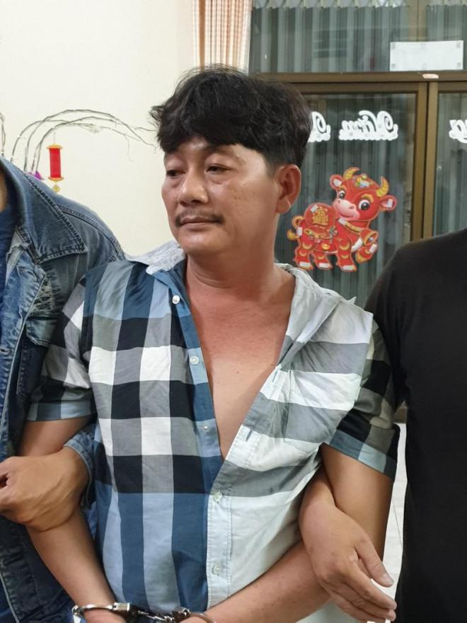 Người cho đàn em đốt nhà đội trưởng hình sự bị khởi tố thêm tội mới
