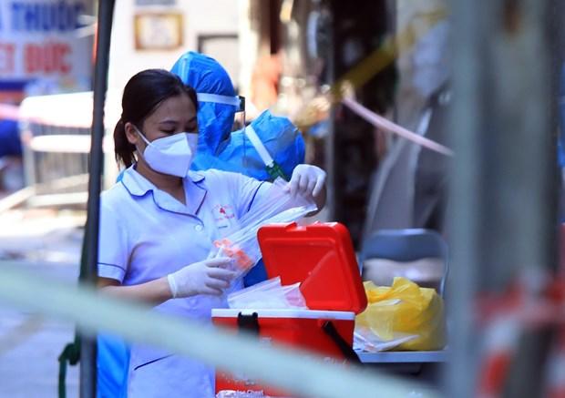 Ngày 11/10, Hà Nội có thêm 9 ca mắc liên quan đến Bệnh viện Việt Đức - ảnh 1