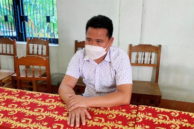 Bắt giam một cán bộ Trung tâm phát triển quỹ đất huyện Phúc Lộc - ảnh 1
