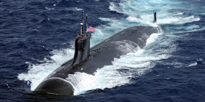 """Tai nạn tàu ngầm hạt nhân Mỹ """"thổi bùng"""" lo ngại an toàn ở Biển Đông"""
