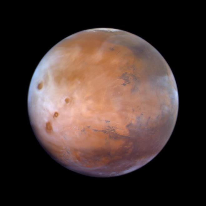 UAE công bố kết quả thăm dò Sao Hỏa làm bất ngờ các nhà khoa học: Nồng độ oxy trong khí quyển Hành tinh Đỏ cao hơn dự kiến! - ảnh 1