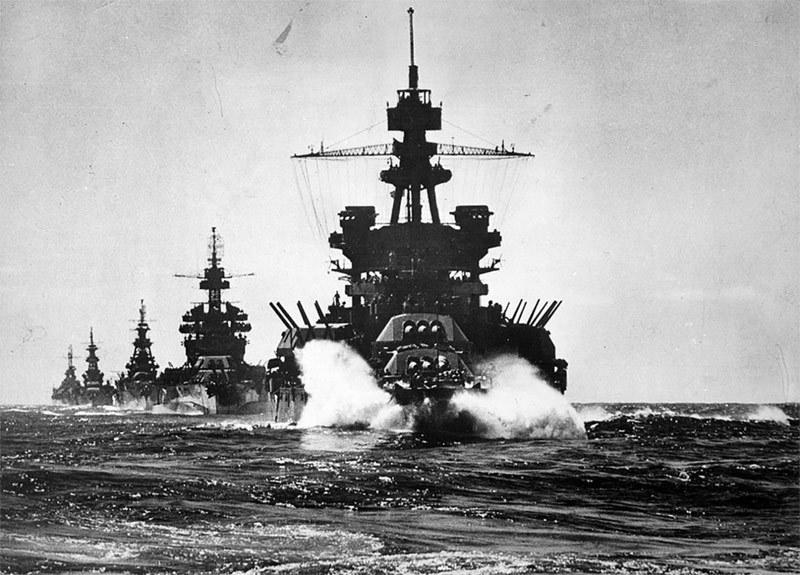 Trận hải chiến lớn nhất lịch sử - ảnh 1