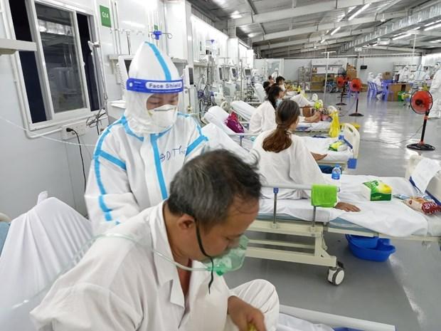 Trung tâm Hồi sức Bệnh viện Việt Đức tại TP.HCM hoàn thành sứ mệnh