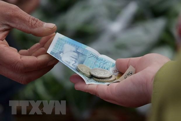 Đồng bảng Anh lên giá sau khi BoE đánh tín hiệu về tăng lãi suất - ảnh 1