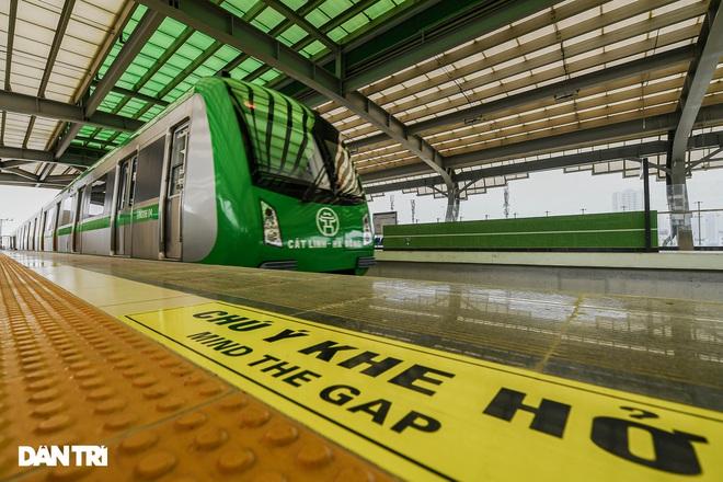 Bao giờ dự án đường sắt Cát Linh – Hà Đông vận hành?