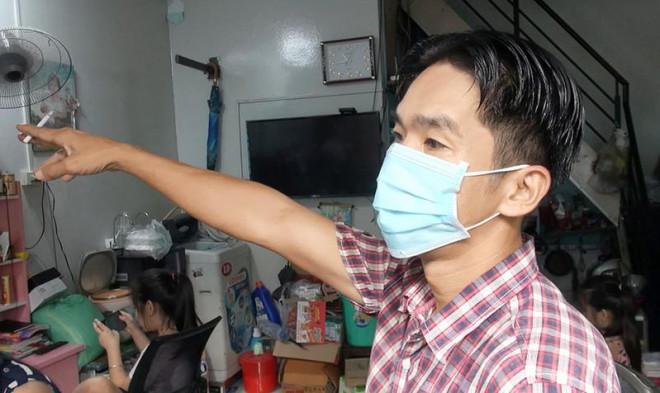 Hàng xóm hai vợ chồng bị sát hại ở Hóc Môn đã cố gắng giải cứu - ảnh 1