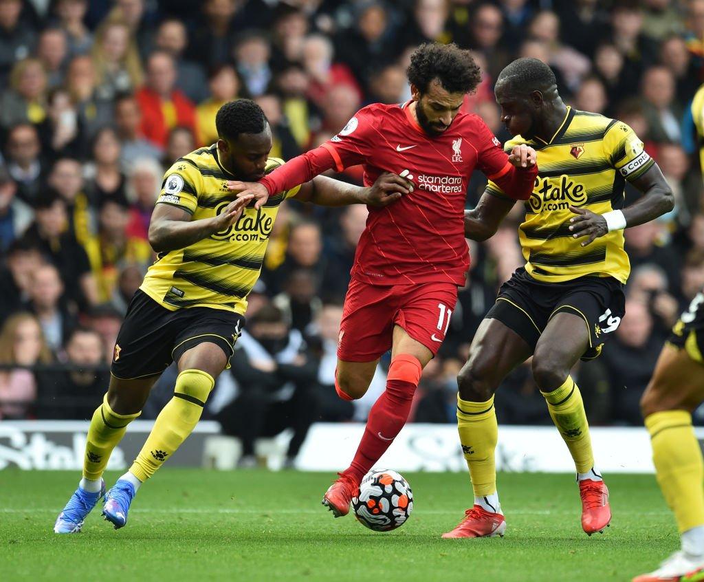 """""""Không thể đối đầu với Salah ở thời điểm hiện tại"""""""