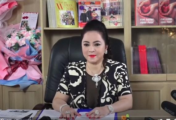 Thực hư thông tin bà Nguyễn Phương Hằng bị ông Võ Hoàng Yên hành hung