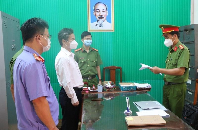 Bắt giám đốc, nguyên giám đốc Trung tâm giáo dục Bình Phước