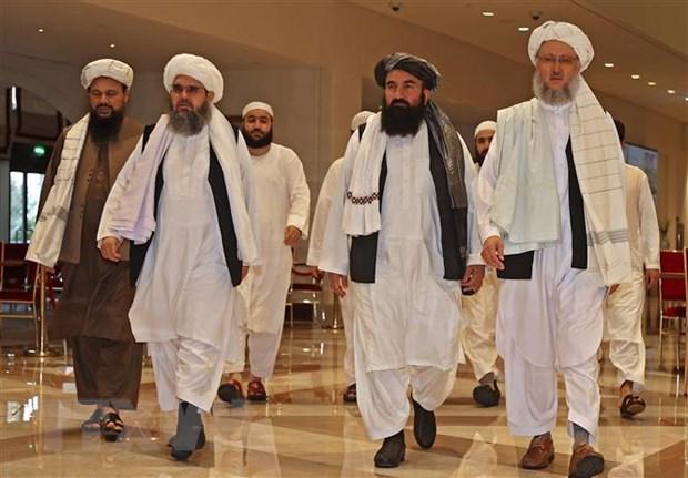 Phái đoàn Taliban đến Uzbekistan thảo luận về thương mại, cứu trợ