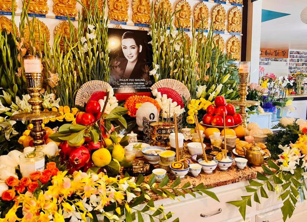 Đám tang Phi Nhung ở Mỹ: Thúy Nga quyết định làm điều đặc biệt cho người quá cố - ảnh 1