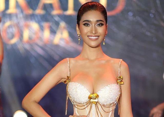 Hoa hậu Campuchia