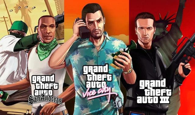 Bộ 3 game GTA Remastered sẽ không phát hành trên Steam - ảnh 1
