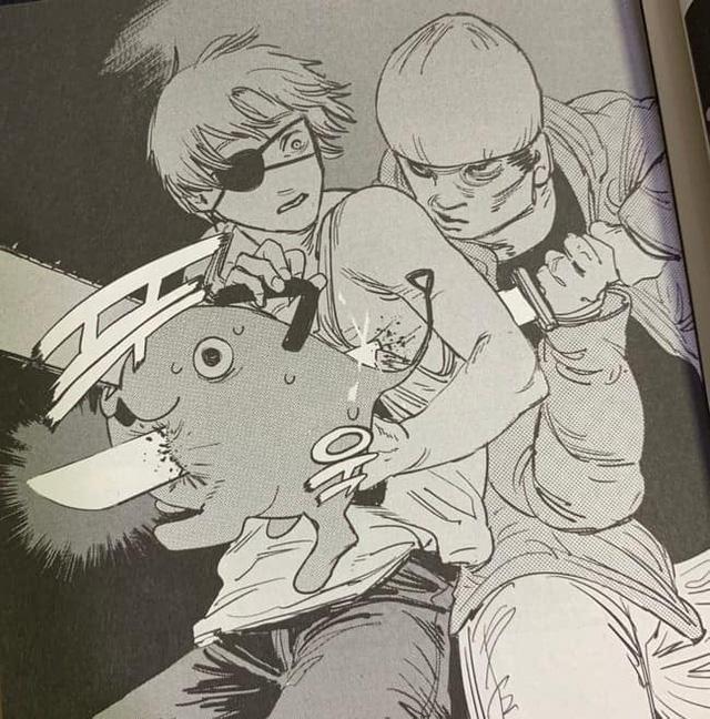 """Chainsaw Man và loạt manga 18+ bị """"che chắn"""" cực kỳ hài hước khi xuất bản tại Hàn Quốc - ảnh 1"""
