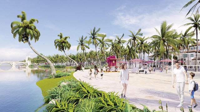 Ra mắt thành phố nghỉ dưỡng ven sông - Sun Riverside Village tại Sầm Sơn - ảnh 1