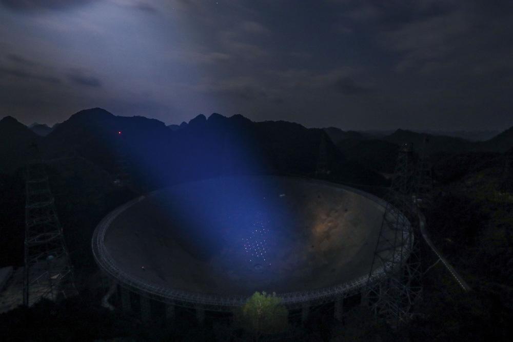 Thiên nhãn Trung Quốc – Thứ duy nhất trên Trái đất phát hiện được người ngoài hành tinh