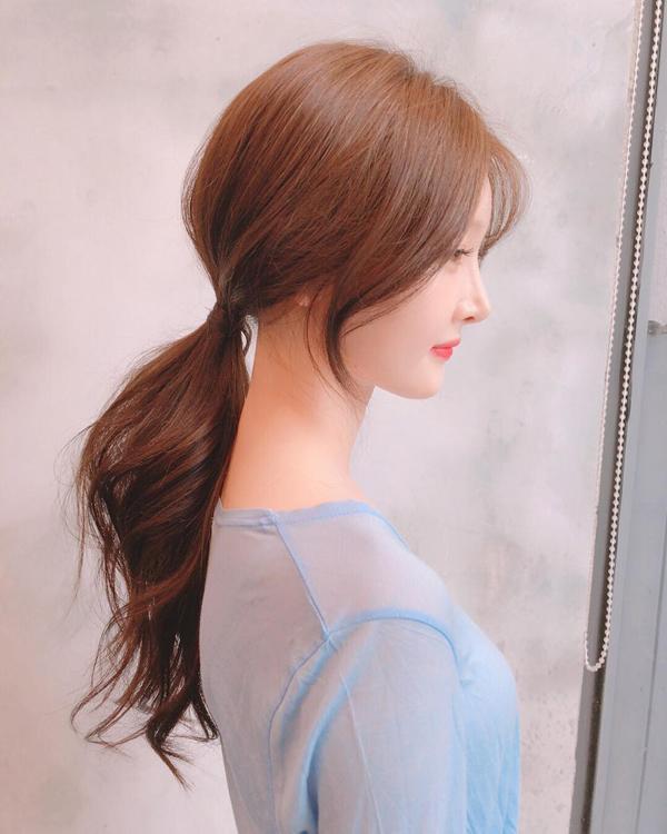 7 kiểu tóc Hàn Quốc giúp nàng lúc nào cũng tươi trẻ, xinh đẹp