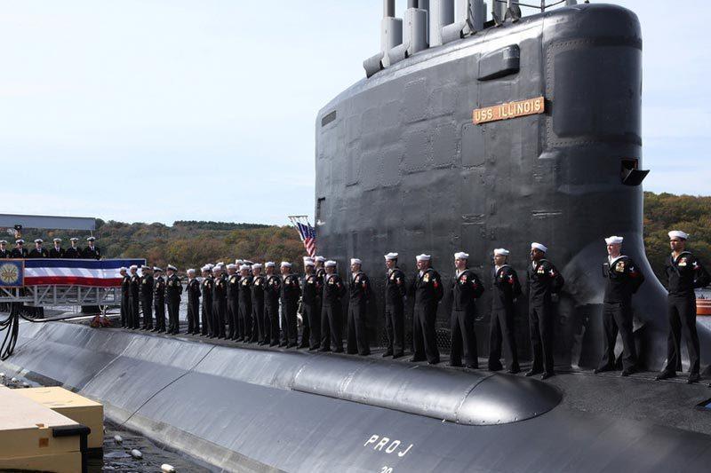 FBI triệt phá âm mưu bán bí mật tàu ngầm hạt nhân Mỹ - ảnh 1
