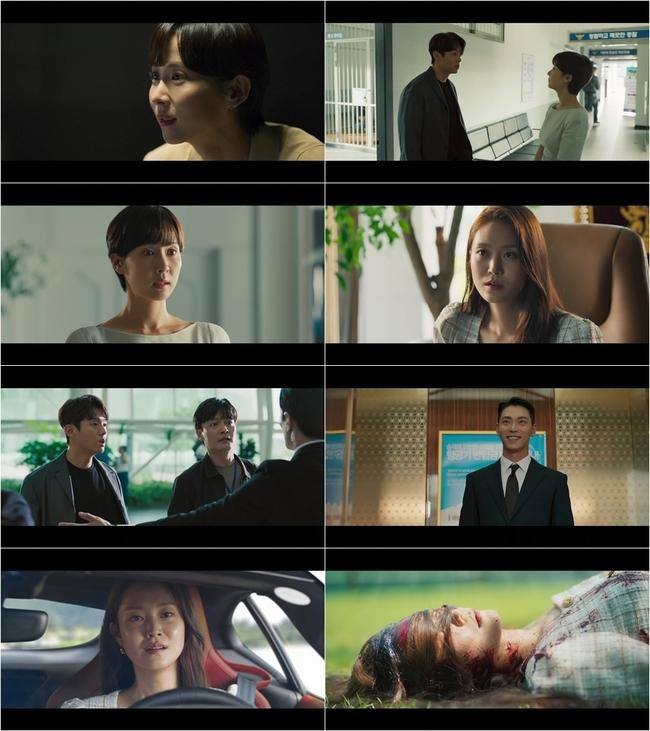 'High Class' trailer tập 25-26: Kim Ji Soo tìm cách thủ tiêu xác chết cứu chồng, Jo Yeo Jeong muốn hợp tác cùng 'tiểu tam'?