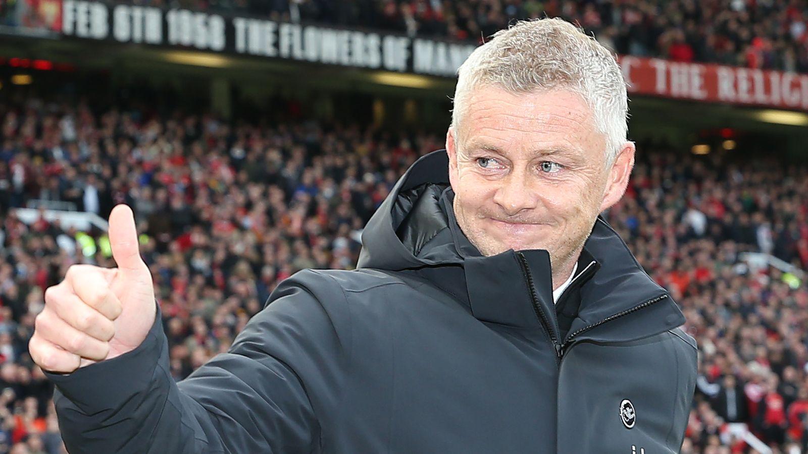 Man Utd định đoạt xong tương lai Solskjaer gây ngã ngửa