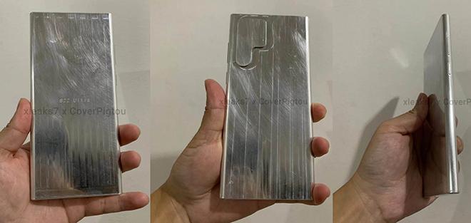 """Galaxy S22 và S22+ lộ thiết kế không viền màn hình – Quá """"đỉnh""""!"""