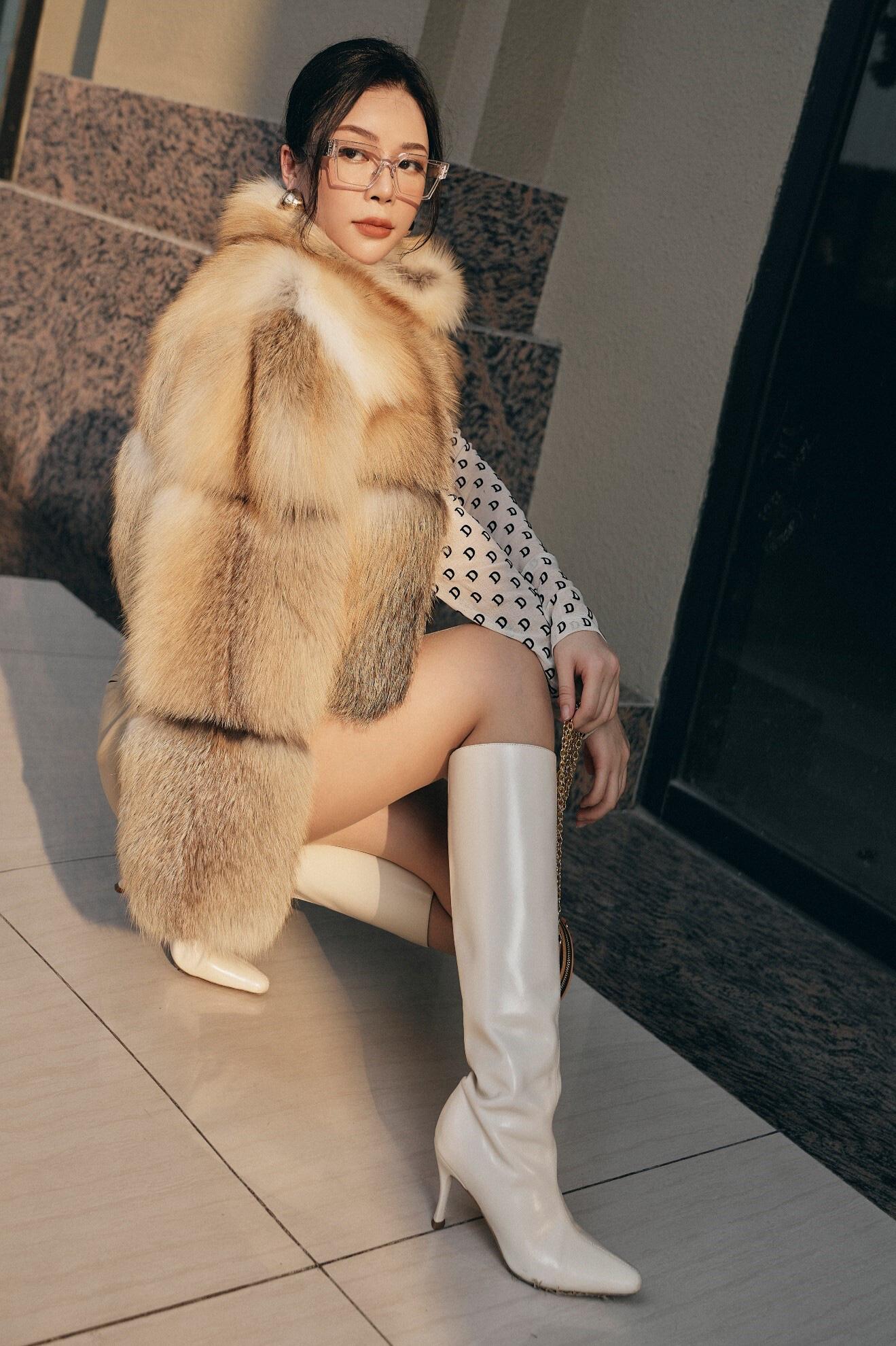 Giải mã sức hút khó cưỡng của những chiếc áo lông đến từ thương hiệu thời trang Mina Luxuryfur