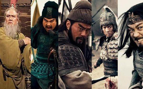 Nếu như Trương Liêu đầu quân cho Lưu Bị, ai trong Ngũ Hổ tướng sẽ bị thay thế?