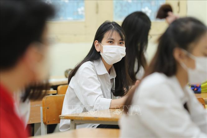 Sở Giáo dục và Đào tạo Hà Nội rút đề xuất cho học sinh trở lại trường từ 25/10