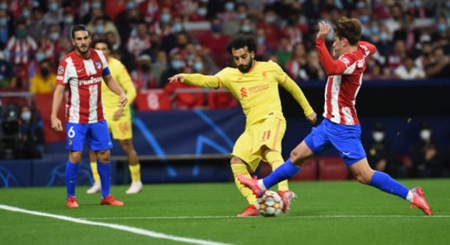 """""""Salah đúng là không thể chạm đến"""""""