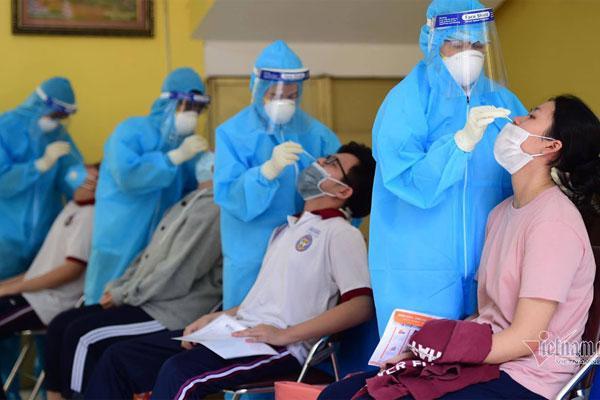 Thêm 5.376 ca Covid-19, TP.HCM có 2.461, có 28.859 người khỏi bệnh