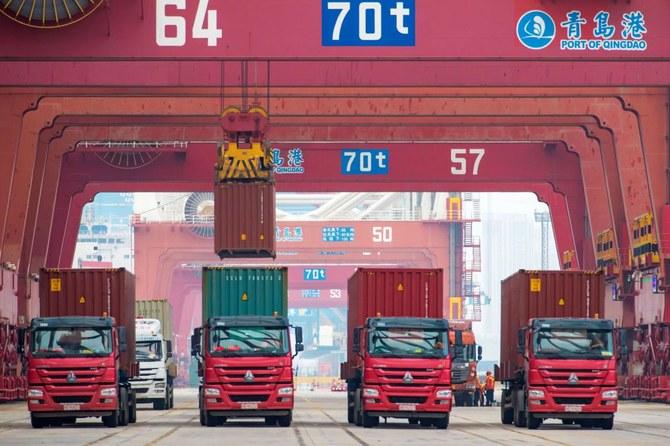 10 ngân hàng quốc tế cùng hạ dự báo tăng trưởng của Trung Quốc