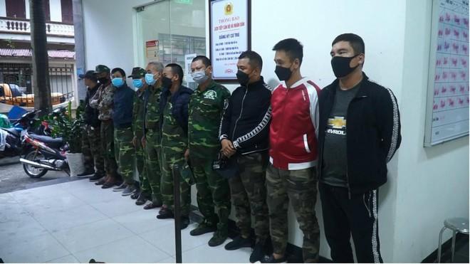 Nhân thân dữ dằn của số nhân viên bảo vệ trong vụ gây rối tại đường Bạch Đằng