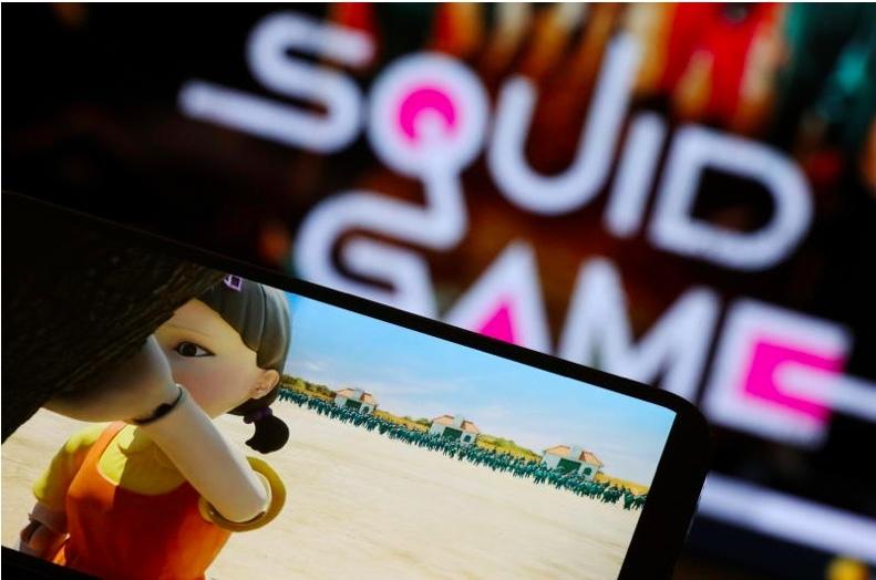 """Cảnh sát Thái Lan cảnh báo sự nguy hại của phim """"Squid Game"""" - ảnh 1"""