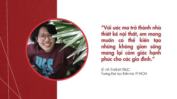 Vượt khó khăn, bạn trẻ Gen Z ấp ủ ước mơ lớn cho cộng đồng