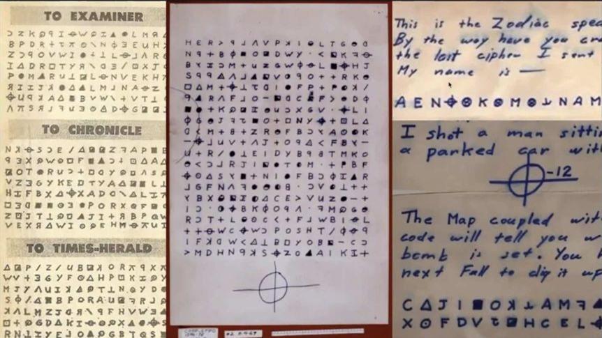 """Giải mã thành công thông điệp bí ẩn của kẻ sát nhân hàng loạt """"Zodiac"""""""