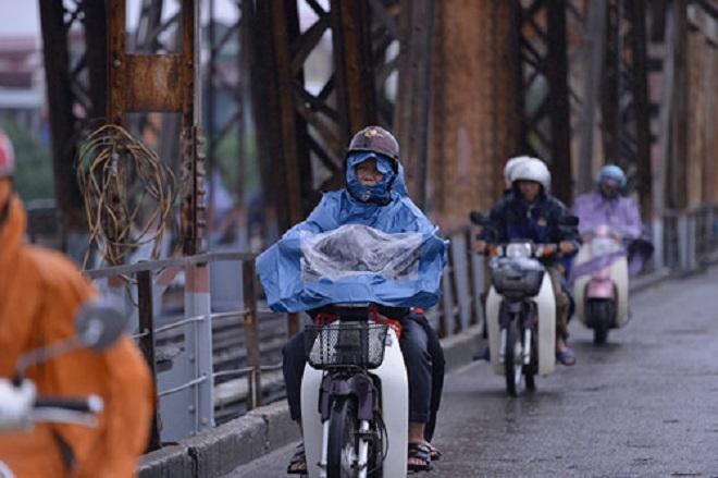 Không khí lạnh tăng cường, miền Bắc tiếp tục mưa rét, có nơi dưới 18 độ C - ảnh 1