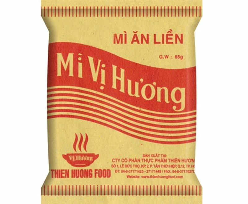 """Năm thương hiệu mì gói nổi tiếng từ thời """"ông bà ta"""" của người Việt"""