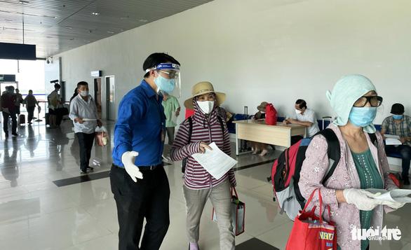 Hải Phòng bỏ quy định cách ly tập trung với khách từ TP.HCM đến sân bay Cát Bi - ảnh 1