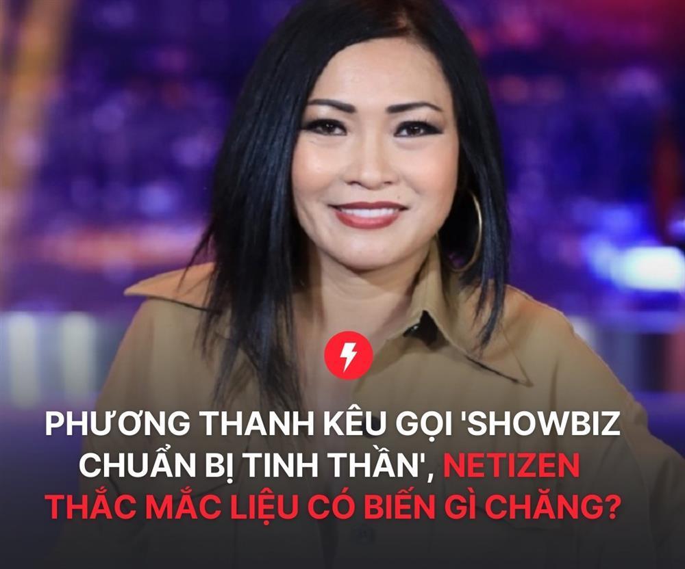 Thực hư Phương Thanh lấp lửng làng giải trí sắp đón 'biến' lớn