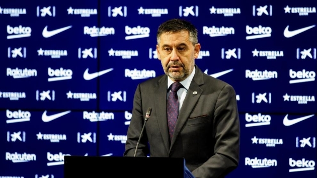 """Bartomeu: """"Barca đã có thể mua Mbappe nhưng HLV muốn Dembele"""""""