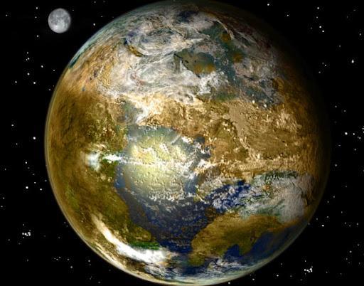 Nghiên cứu mô phỏng: Trái Đất có thể quay ngược thời gian, làm chúng ta tuyệt chủng - ảnh 1